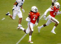 Miami safety Carter suspended