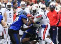 Auburn 31, Memphis 10