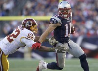 Patriots WR Edelman makes swift return to practice