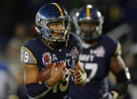 No. 21 Navy, Reynolds run wild against Pitt