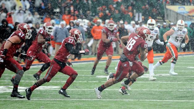 Washington State hangs on to beat Miami