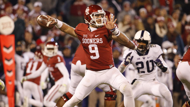 Sooners release QB Knight from scholarship