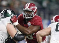 Bama a 7-point favorite over Clemson in title game