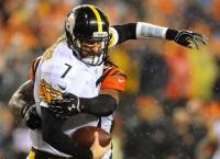 Steelers QB Roethlisberger has torn ligaments