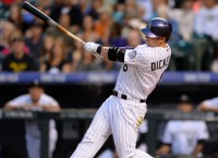 Report: Rockies, Rays finalize Dickerson-McGee deal