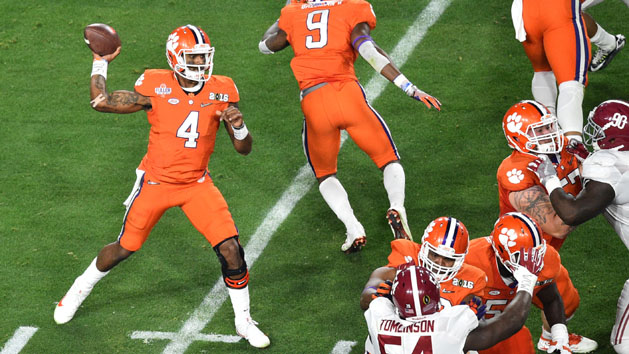 First & 20: Clemson will be back at the top next fall