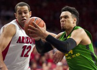 Oregon halts Arizona's 49-game home winning streak