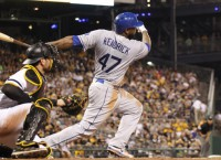 Report: Kendrick to stay with Dodgers