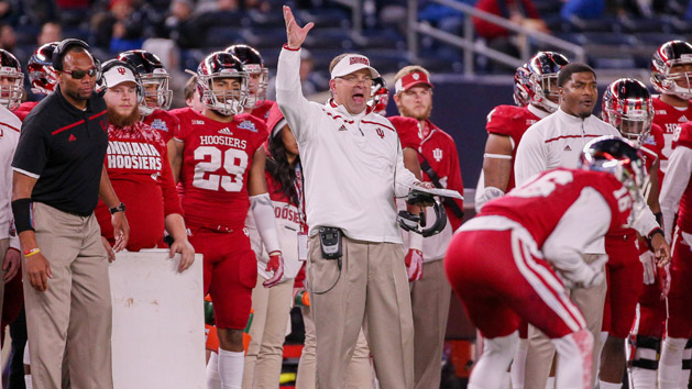 Indiana coach Wilson gets six-year extension