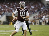 Houston lands QB Allen, transfer from Texas A&M