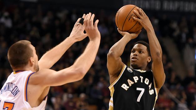 NBA Scores:  Raptors top Knicks for 10th straight win