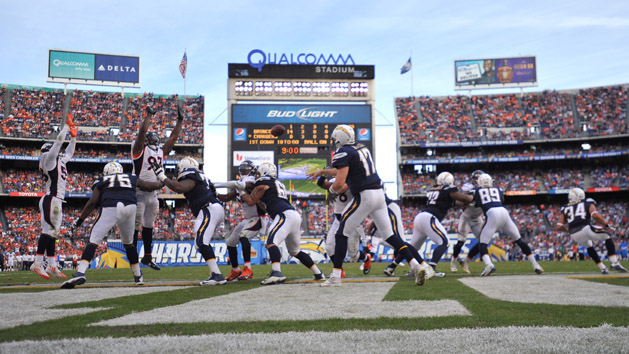 NFL Notebook: Chargers staying through 2016