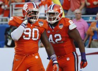 Clemson's Lawson expected to play against Alabama