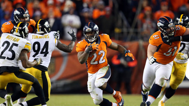 Runners could be Broncos' key in SB 50