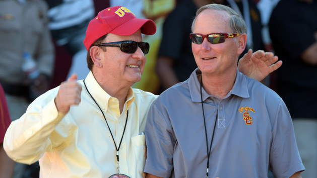 Haden to retire as USC AD on June 30