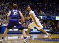 Top 25 Roundup: No. 7 Kansas slams Kansas State