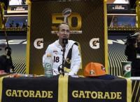Focus, leadership made Manning great