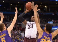 NCAA Scores: Texas A&M stuns UNI, Ducks escape