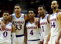 Sweet 16 Preview: Can Kansas be stopped?
