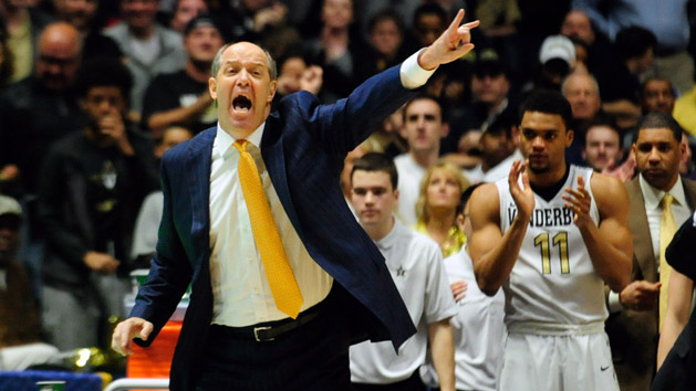 Vanderbilt's Stallings named Pitt's new coach