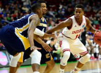 Indiana advances to face Kentucky on Saturday
