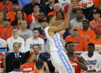 Tar Heels overwhelm Orange, to play for sixth title