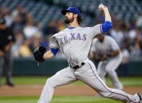 Rangers' Hamels expects to miss just one start