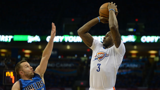 Thunder advance after 118-104 win over Mavs