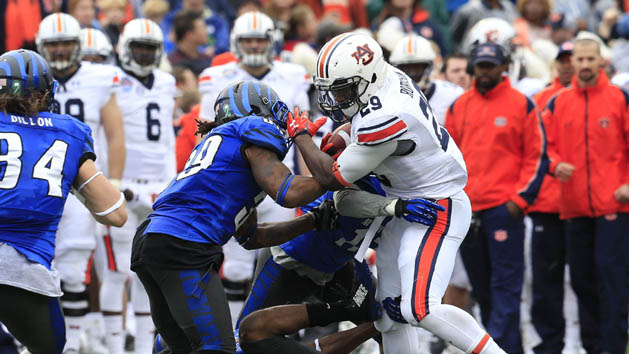 Defense, kicking, big runs highlight Auburn's A-Day