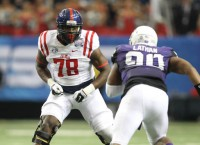 Tackle prospects elite, but OL group barely average