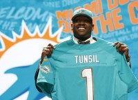Dolphins' Tunsil not worried about outside opinions