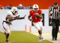 Miami suspends RB Walton