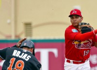 MLB Notebook: SS Tejada joins Cardinals