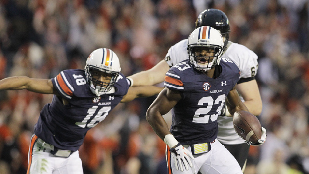 Auburn's Ford chasing history on improving defense