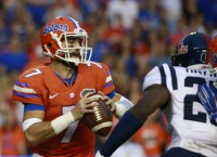 QB Grier to leave Florida for West Virginia