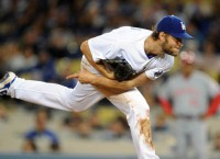 Kershaw notches 5th straight win in shutout