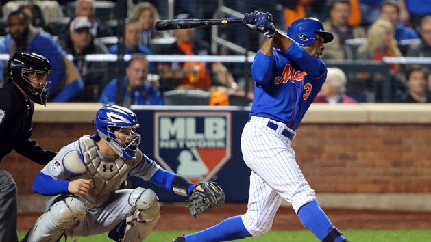 Mets counting on Granderson to get on base