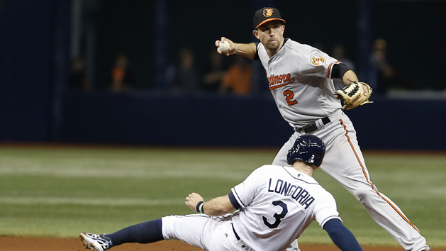 O's Hardy suffers fractured foot; out 6-8 weeks