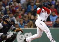 MLB Recaps: Bradley's hit streak ends in Sox loss