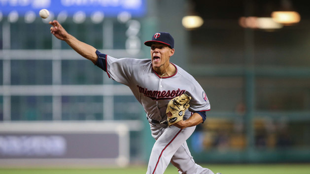 Twins' rookie pitchers show promise