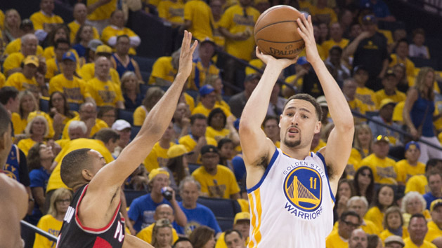 Warriors take 1-0 lead after win over Trail Blazers