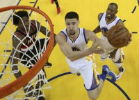 Dubs go up 2-0 behind dominating fourth quarter