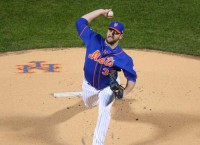 Mets consider options for struggling RHP Harvey