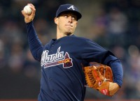 Braves settle on young starting rotation
