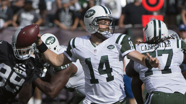 QB Fitzpatrick hopes to re-sign with Jets