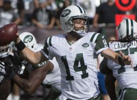 Report: Jets reach out to QB Fitzpatrick with three-year deal