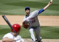 Matz pitches eight scoreless as Mets blank Nats
