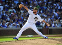 Wood steps up for Hammel in Cubs win