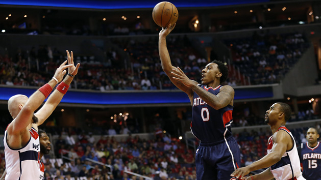 Hawks trade Teague to Pacers in three-team trade