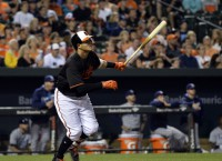 Orioles continue power surge in win over Rays